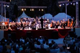 Concierto de Maria del Mar Bonet con la Simfònica en el Portal Nou