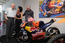 Inaugurada la exposición 'Lluís Salom, trayectoria de un campeón'