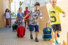 El 87,8% de los alumnos de Ibiza de tres años consigue plaza en el colegio que solicitó como primera opción