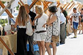 Veinte puestos para disfrutar del producto local en Sant Josep