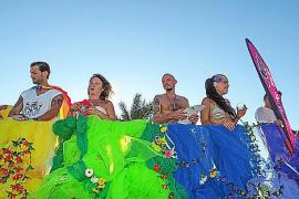 Palabras de Simone de Beauvoir para despedir el Ibiza Gay Pride 2017