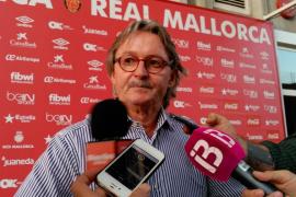 Monti Galmés abandona la presidencia del Mallorca