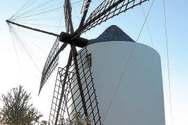 Acaban las reformas en el molino de Puig d'en Valls