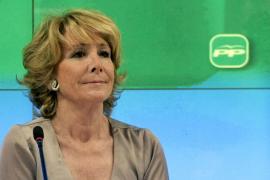 """Aguirre padece un cáncer de mama con """"buen pronóstico"""""""