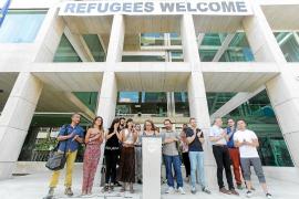 El Consell reclama al Gobierno que acoja al número de refugiados pactado