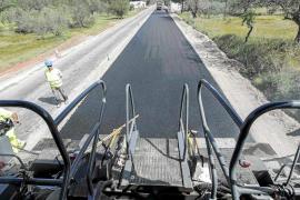 El Consell debe 950.000 euros en expropiaciones de las carreteras de Sant Miquel y Sant Joan