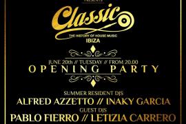 La fiesta Classics llega hoy a KM5 de la mano de los dj's Alfred Azzeto, Iñaki García y Paolo Barbato