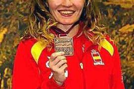 Cristina Ferrer logra un bronce en la Premier Toledo 2017