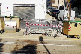 Más Eivissa denuncia la ausencia de los contenedores subterráneos de Sant Miquel