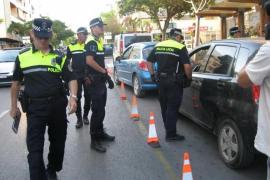 Detenido un hombre en Vila por conducir ebrio y atentar contra la autoridad