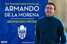 Armando De La Morena se sentará en el banquillo del Atlètic Balears