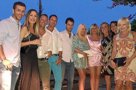 El campeonato de Baleares de pesca submarina dona 50 kilos de pescado a la asociación Elena Torres