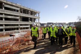 Can Misses tendrá en mayo el nuevo edificio de consultas, pero el traslado será «con calma»