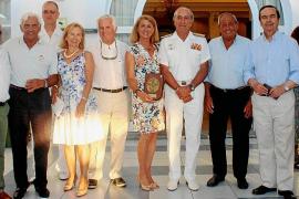 Entrega de premios del XXXIX Trofeo de las Fuerzas Armadas