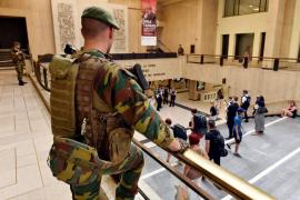 Cuatro detenidos en relación al fallido ataque con bomba en la Estación Central de Bruselas