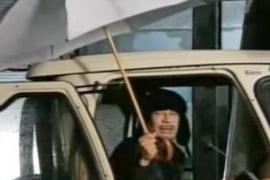 Gadafi dice que no abandonará el poder y que está «dispuesto a morir en Libia»