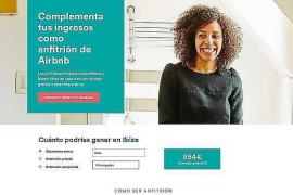 Airbnb ofrece más de 4.700 alquileres de casas y habitaciones para turistas en Ibiza