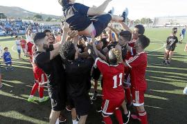 La UD Ibiza jugará en Tercera tras desestimarse el recurso del Santanyí