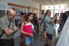 316 convocados opositan para 42 plazas de maestro en las Pitiusas