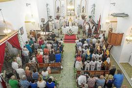 Sant Joan se engalana en su día grande