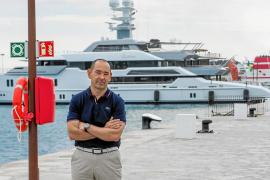 Lucio Gómez-Espinosa: «El puerto de Ibiza va a ser la referencia para los megayates en el Mediterráneo»