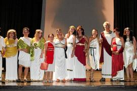 'Lisístrata', nuevo reto para los alumnos de la compañía Arts i Oficis