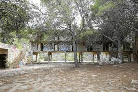 Proyectan convertir las ruinas de Sert en Cala d'en Serra en un hotel de lujo con spa