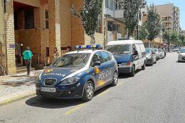 La Policía Nacional detiene al autor del robo de joyas de los Juzgados de Ibiza
