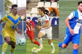 El Mallorca refuerza su retaguardia con tres incorporaciones
