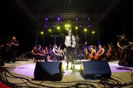 IBIZA - CONCIERTO DE La banda ibicenca Ressonadors