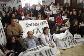 PP y PSOE-ExC de Santa Eulària se unen para exigir un nuevo instituto entre acusaciones de partidismo