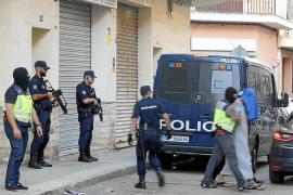 La policía detiene a cuatro integrantes del Dáesh en varios pueblos de Mallorca