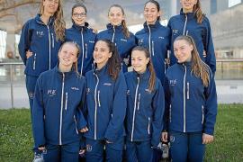 El CN Eivissa acude al Campeonato de España infantil
