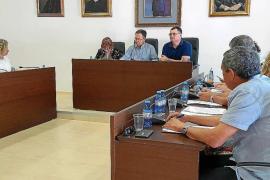 Sant Josep aprueba la suspensión de licencias en Caló d'en Real durante un año