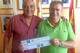La muestra 'Contraluz' de Ibiza Best Photo logra 1.450 euros para Cruz Roja