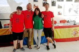 Ibiza4Patas participa en Cerdeña en un curso sobre actividad asistida con animales