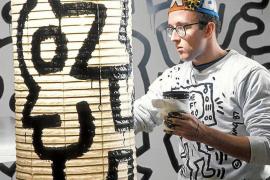 La Nave expondrá cuatro trabajos monumentales de Keith Haring