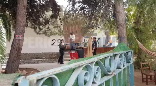Vecinos de es Viver denuncian los escándalos que generan un grupo de okupas en una casa de la zona