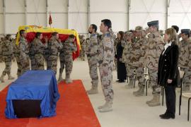 Defensa cree que los tres talibanes muertos eran los autores del atentado