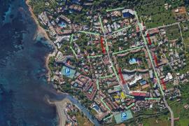 Santa Eulària reordena el tráfico en Siesta y crea 200 plazas de parquin