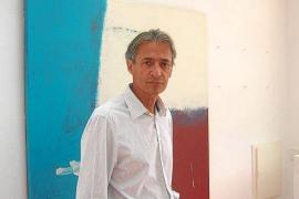 Miguel Buades se expresa con una nueva gama cromática en Garden Art Gallery