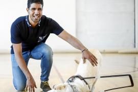 Enhamed M. Yahdih: «Creo que el deporte supone una mejora sustancial para nuestras vidas»