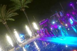 El beach club Bagatelle celebra una gran fiesta de inauguración con 500 invitados