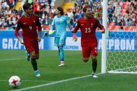 Portugal logra el tercer puesto en la Copa Confederaciones con un gol en tiempo extra ante México