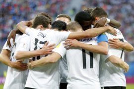 Alemania se lleva la Copa Confederaciones al derrotar a Chile por la mínima