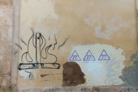 La policía investiga el alarmante ataque a iglesias de Palma en los últimos meses