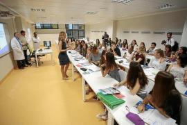 La Facultad de Medicina de Balears ya tiene 1.100 preinscritos