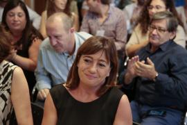 Francina Armengol es reelegida secretaria general del PSIB-PSOE tras contar con 869 avales