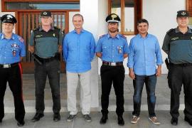 Los 'carabinieris' italianos volverán a patrullar este verano en Ibiza y Formentera