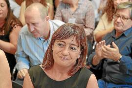 Francina Armengol es reelegida secretaria general del PSIB-PSOE